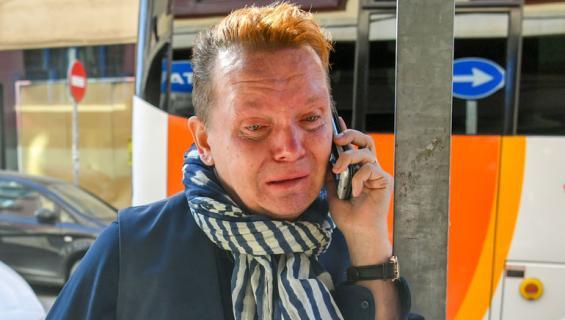 Mikko Rasila kihlajaismatkasta tuli katastrofi.