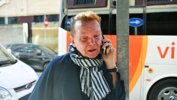 Mikko Rasila kadotti Marc-kihlattunsa.
