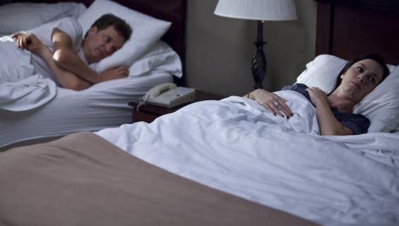 Myös Emily Blunt ja Colin Firth nukkuivat eri sängyissä Arthur Newman-elokuvassa.