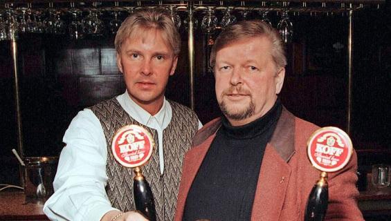 Matti Nykänen työskenteli Ismo Oksasen Järvenpään Casinolla.