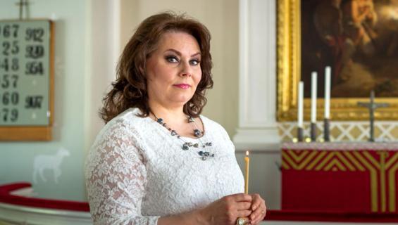 Nina Mikkonen kertoo traagisesta kokemuksestaan.