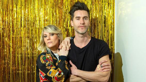 Maja Ivarsson ja Felix Rodriguez