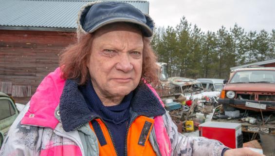Markus Kuotesaho pyrkii eduskuntaan.