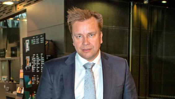 Antti Kaikkonen elää säästöliekillä.