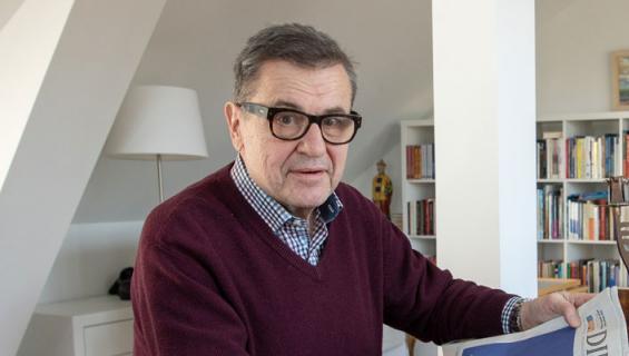 Antti Heikkilä ei usko ilmastonmuutokseen.