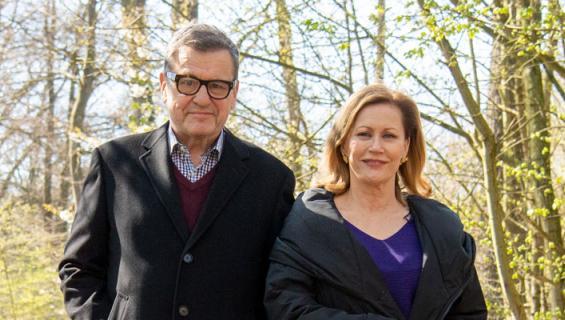 Antti Heikkilä asuu vaimonsa kanssa Saksassa.