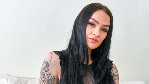 Laine Bruce on Suomen seksikkäin nörtti
