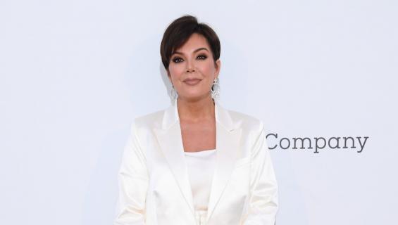 Kris Jenner sivuuttaa kohuväitteen.