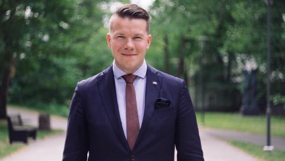 MIkkel Näkkäläjärvi, Kuva: SDP