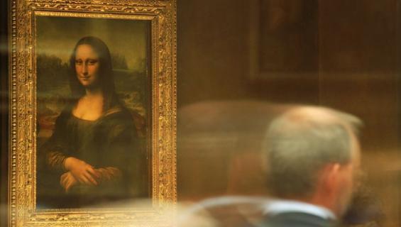 Mona Lisa lienee Da Vincin tunnetuin teos.
