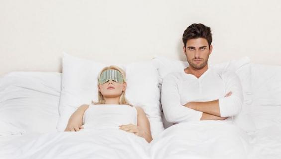 Pareilla on aiempaa vähemmän seksiä.