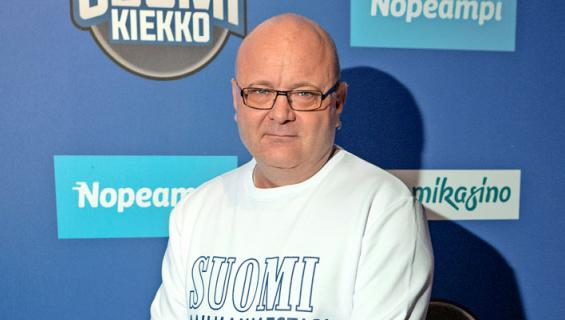 Tapio Suominen osti ravihevosen.