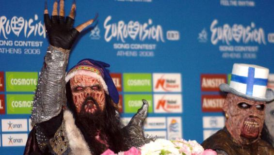 Lordi euroviisut