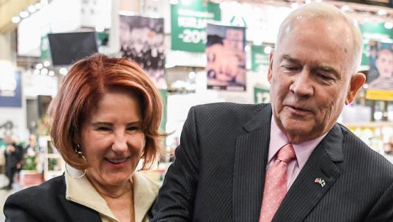 Robert Pence ja Susan Pence