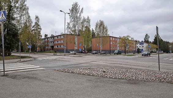 Tekopaikka sijaitsee Tuusulan rauhallisessa Riihikalliossa.