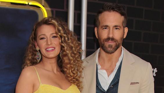 Blake Lively ja Ryan Reynolds
