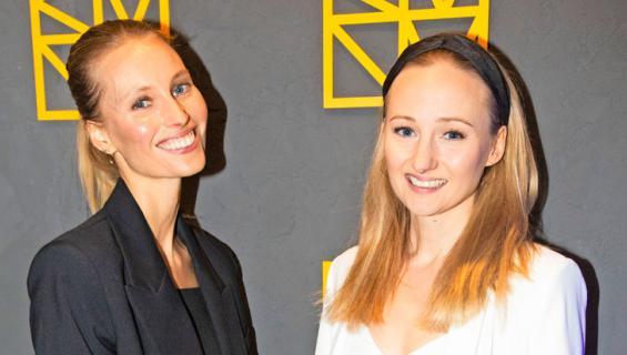 Vilma Bergenheim ja Olga