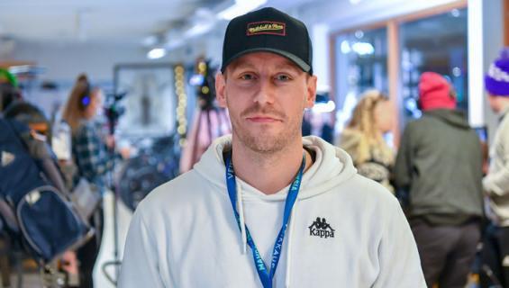 Niko Nousiainen kasvatti ulosottorekisteriään.