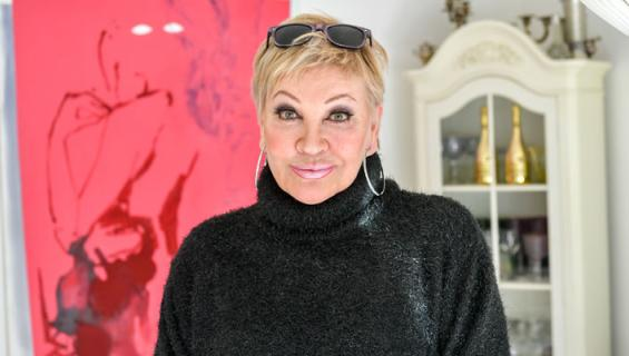 Hannele Lauri työskenteli Spede Pasasen kanssa.