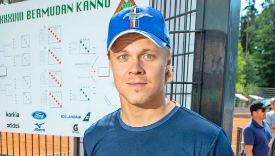 Mikael Granlund sometti Hietalahdessa.