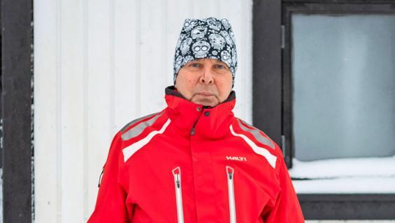 Matti Nykänen yllätti faninsa.
