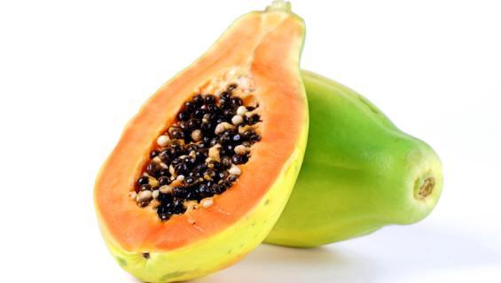 Papaija ei käy ehkäisyksi.