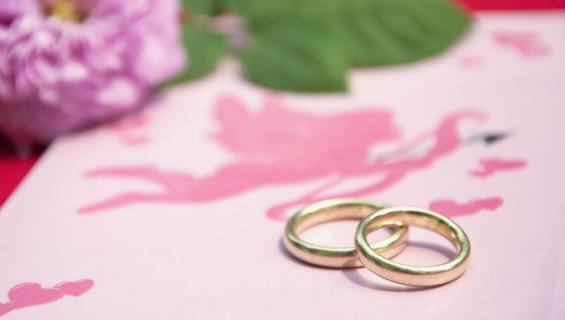 Avioliitossa on myös ylämäkiä.