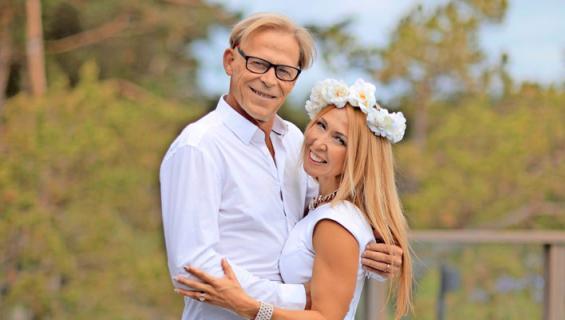 Toivo Sukari ja Nadja avioituvat heinäkuussa.