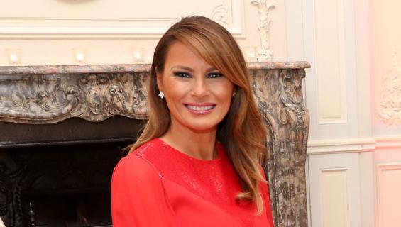 Muotipoliisi arvioi Melania Trumpin tyylin.