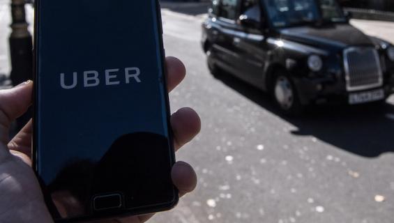 Poliisi pidätti Uber-kuskin.