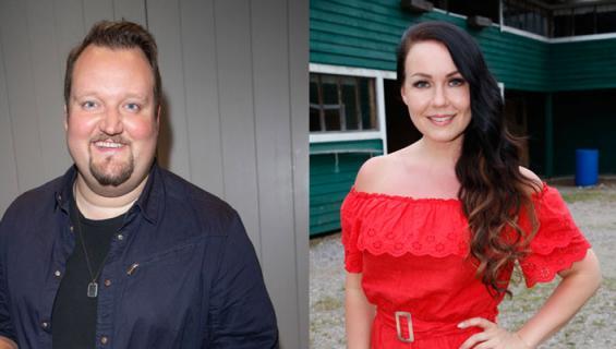 Sami Hedberg ja Saija Tuupanen asuvat 60 neliön lemmenpesässä.