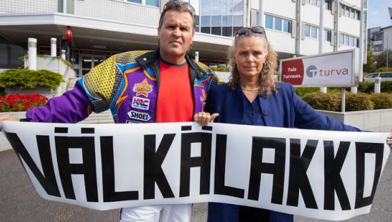 Jari ja Marketta Hautakorpi