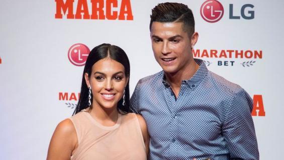 Rodriguez ja Ronaldo ovat olleet yhdessä vuodesta 2016.