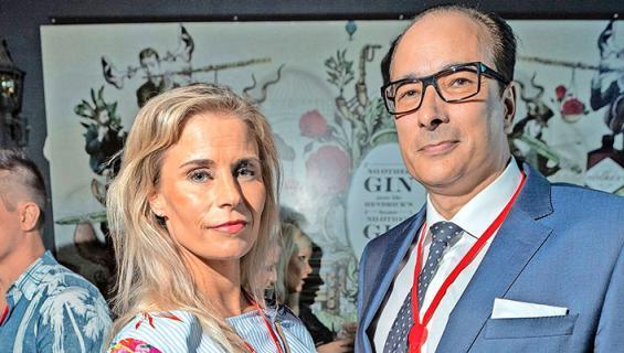 Hanna Kärpänen ja Heikki Lampela