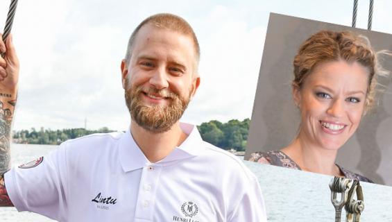 Joel Harkimo ja Milla Alftan