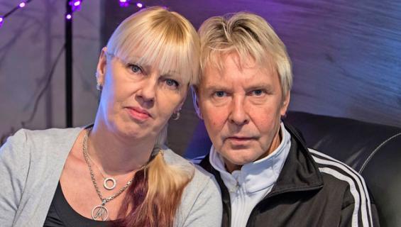 Matti Nykänen ja Pia Nykänen
