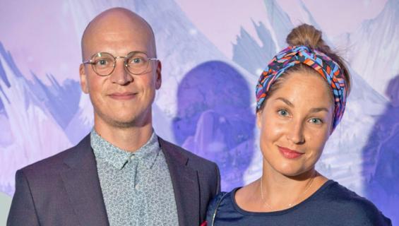 Riku Nieminen ja Annika Poijärvi