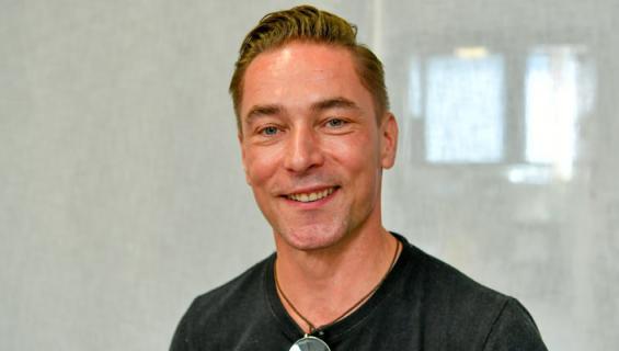Sami Uotila aloitti Salatut elämät -sarjassa 20 vuotta sitten.