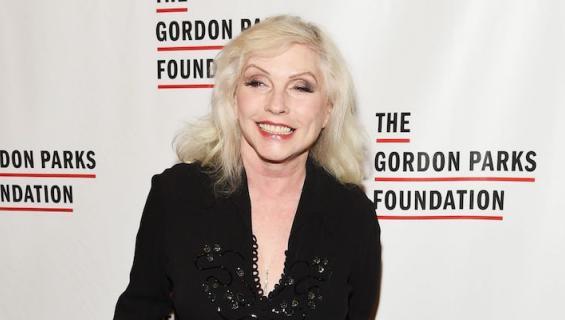 Debbie Harry keikkaili David Bowien ja Iggy Popin kanssa.