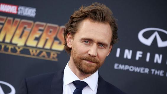 Tom Hiddleston oli yleisön mieleen.