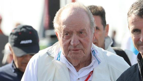 Juan Carlos pääsi leikkaukseen.