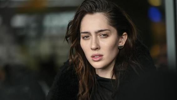 Teddy Quinlivan on avoimesti transmalli.