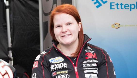 Ulla Kulju on maailmanmestari.