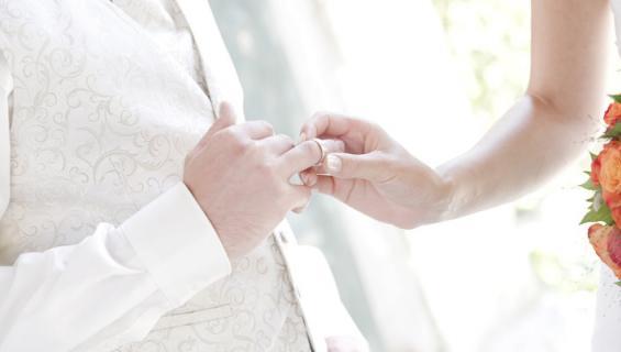 Pari on ollut yhdessä kymmenen vuotta.