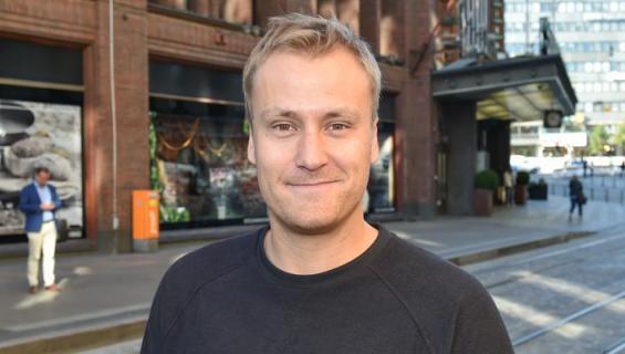 Heikki Paasonen on käytetty ruutukasvo.