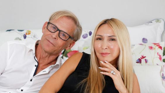 Topi ja Nadja Sukarin häämatkasuunnitelmiin tuli muutos.
