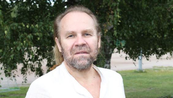 Jussi Parviainen kävi Pakistanissa.