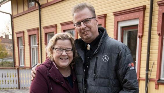 Markku Saukko Vaimo