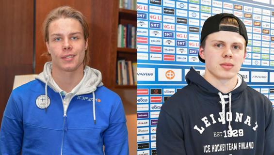 Seiska esittelee NHL:n suomalaistähdet.