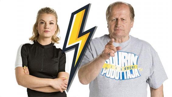 Janni Hussi & Juhani Tamminen.